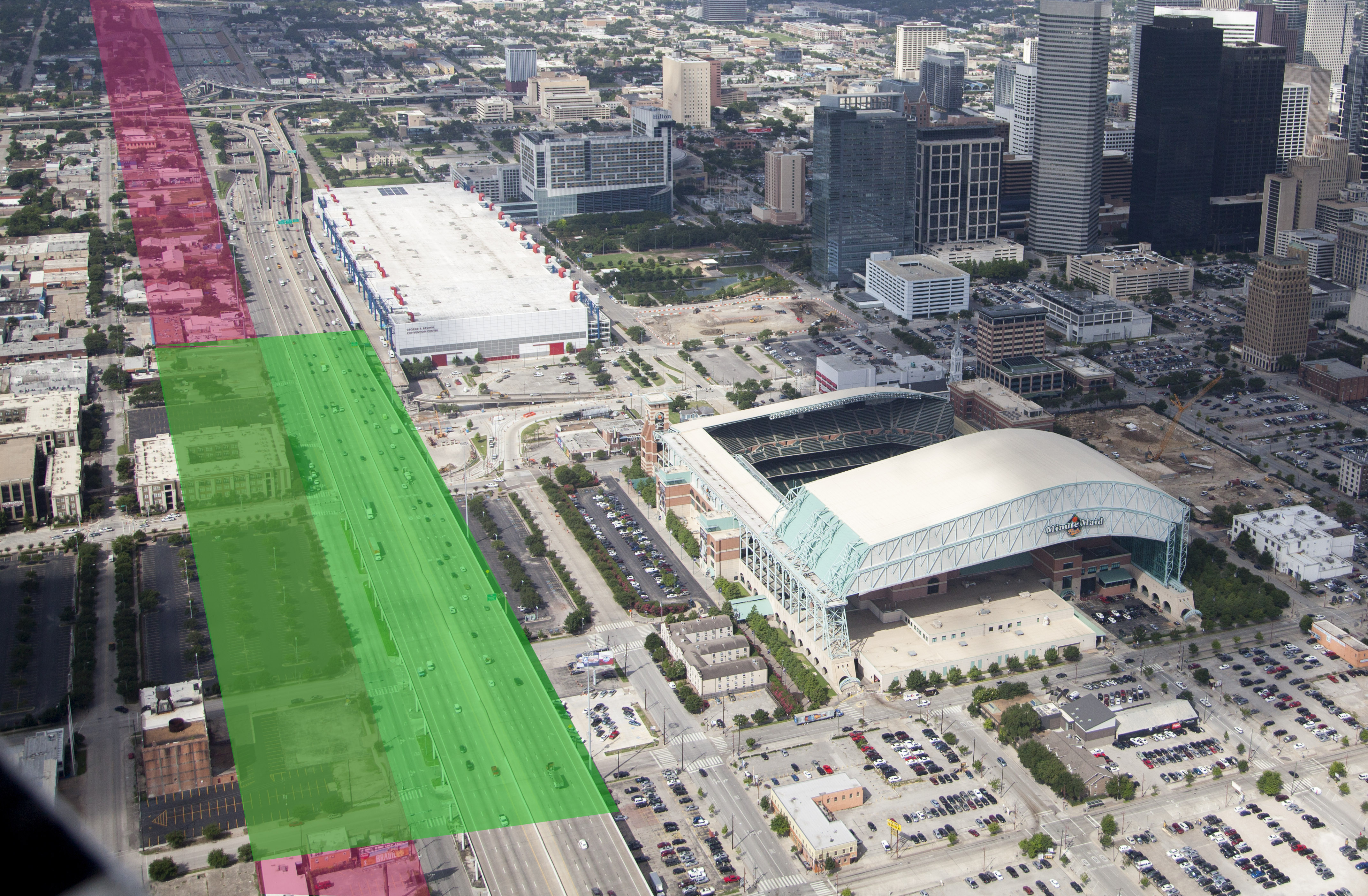 Ten Major Changes In The Plans To Expand I 45 You Might