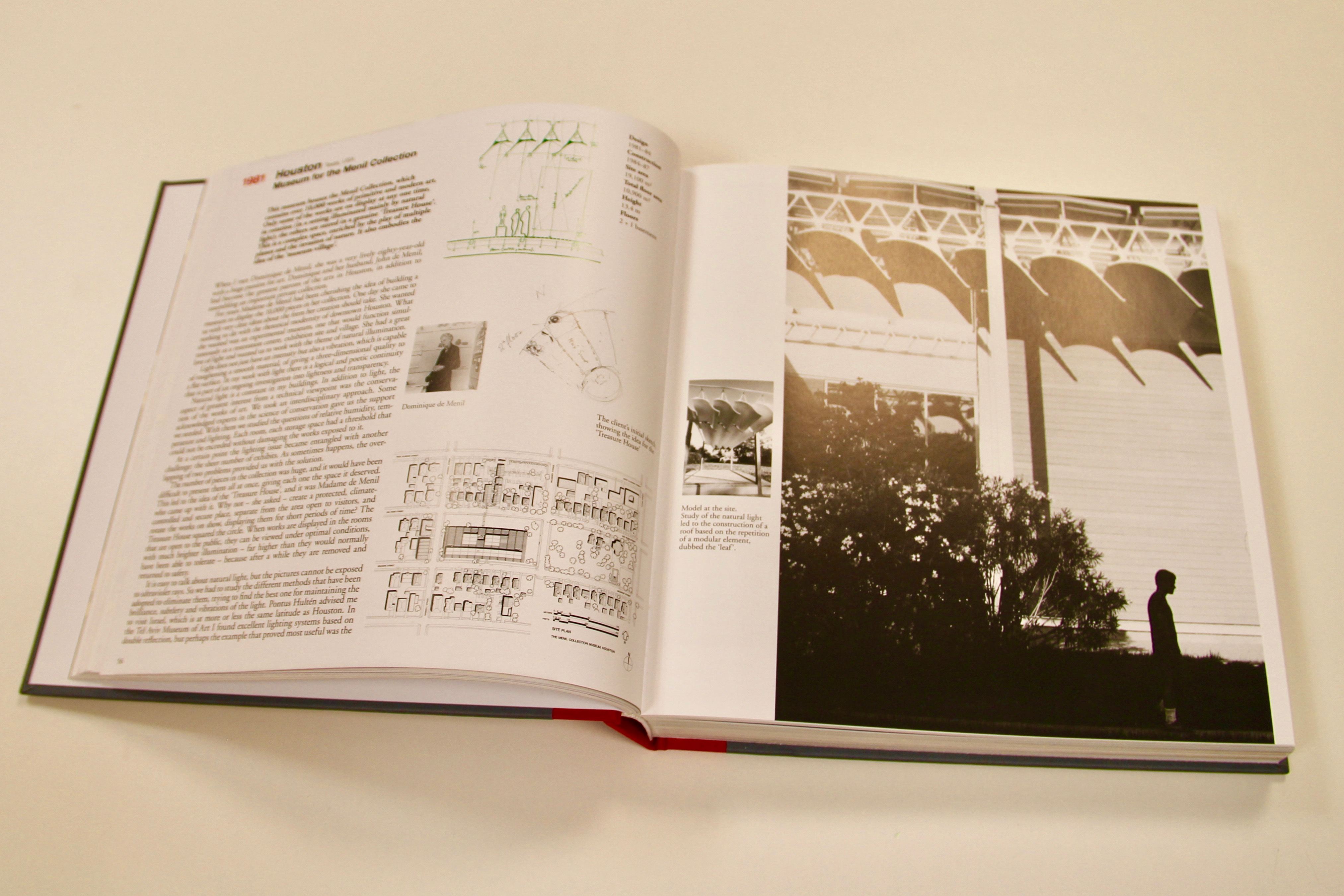 Renzo Piano Book